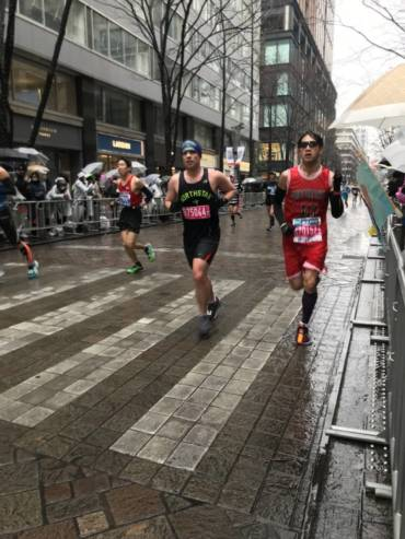 Tokyo Marathon Race Report