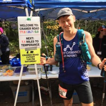 Race Report – Gerard Cramer